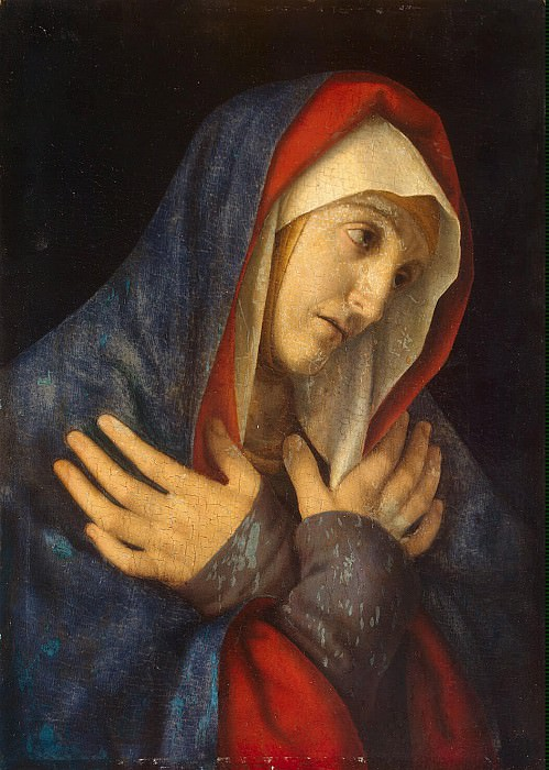 Grieving Madonna. Hermitage ~ Part 05