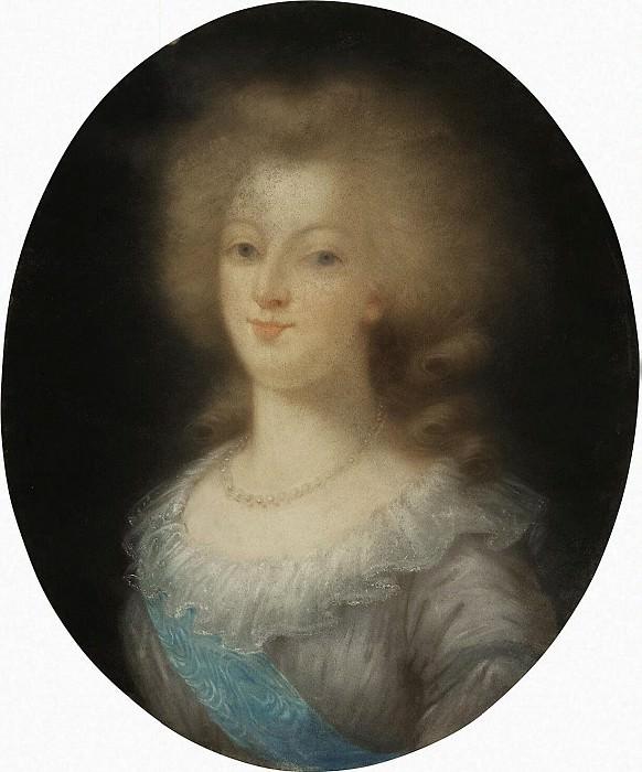 Портрет Марии-Антуанетты. Эрмитаж ~ часть 5