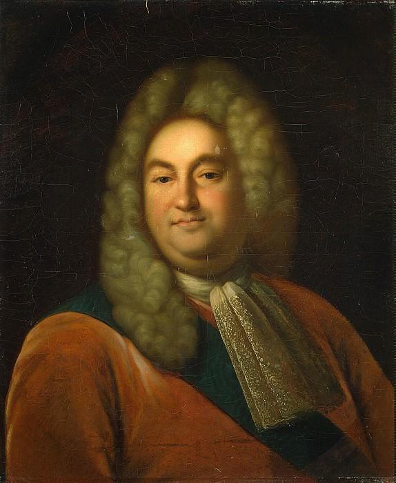 Portrait of Pyotr Pavlovich Shafirov. Hermitage ~ Part 05