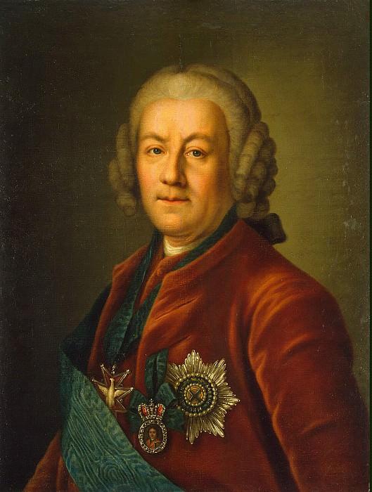 Portrait of Alexei Petrovich Bestuzhev-Ryumin. Hermitage ~ Part 05