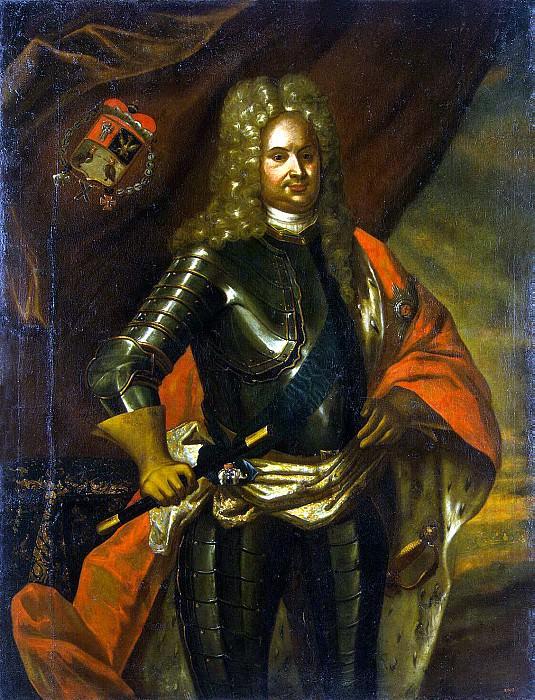 Portrait of General Prince Nikita Repnin. Hermitage ~ Part 05