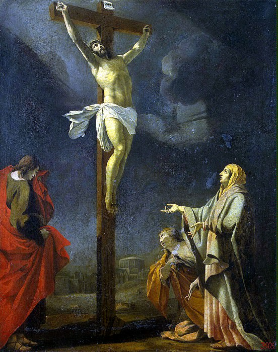 Crucifix. Hermitage ~ Part 05