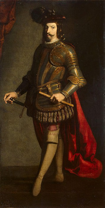 Portrait of the commander. Hermitage ~ Part 05