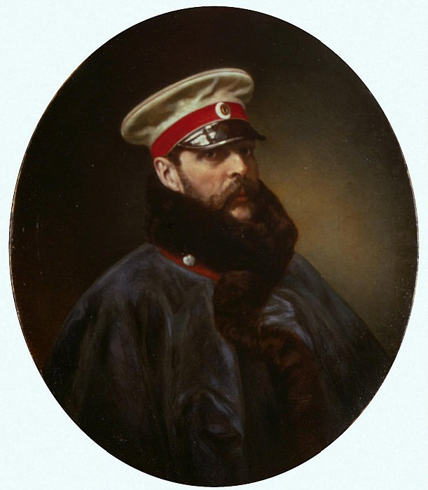 Portrait of Emperor Alexander II. Hermitage ~ Part 05