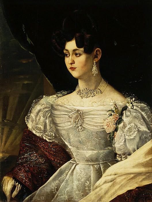 Портрет молодой женщины. Эрмитаж ~ часть 5
