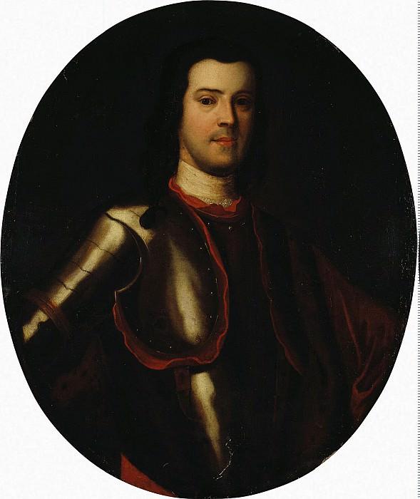 Portrait of Anton Manuilovich Diviera. Hermitage ~ Part 05