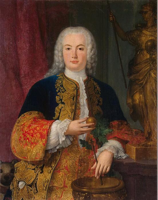 Portrait of Pedro Infante. Hermitage ~ Part 05
