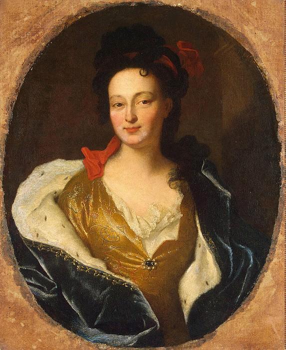 Portrait of Anastasia Ermilovna Matveeva. Hermitage ~ Part 05