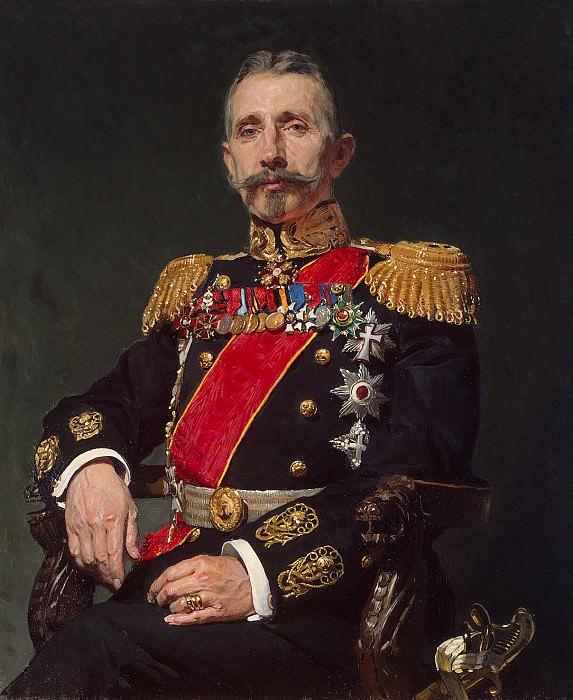 Портрет адмирала А. И. Русина. Эрмитаж ~ часть 5