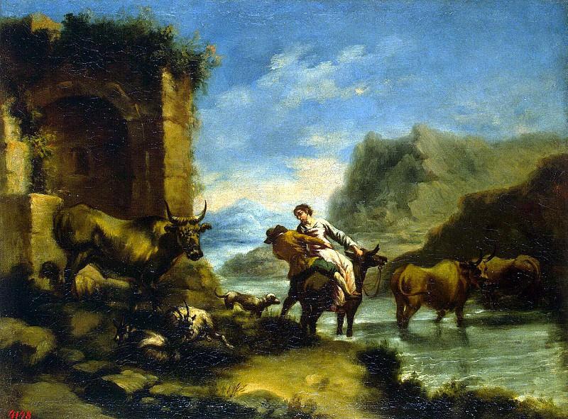Iriarte, Ignacio de - fording. Hermitage ~ Part 05