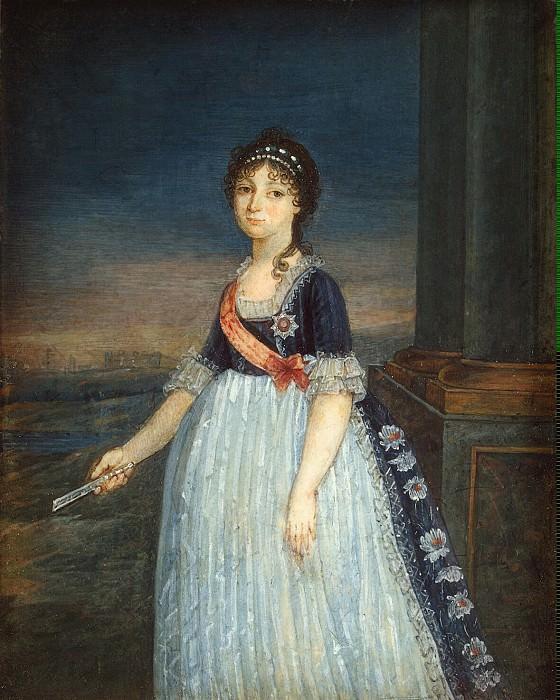 Portrait of Grand Duchess Anna Feodorovna. Hermitage ~ Part 05