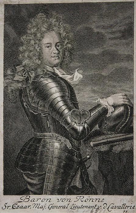 Portrait of Lieutenant-General K. E. Renne. Hermitage ~ Part 05