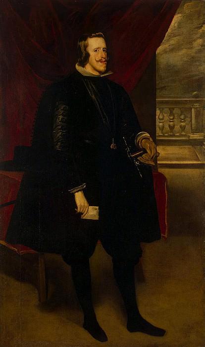 Portrait of Philip IV. Hermitage ~ Part 05