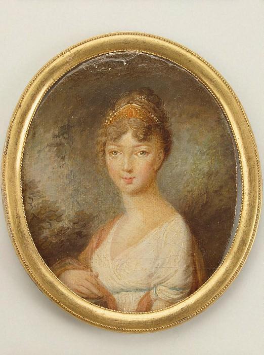 Portrait of Empress Elizabeth Alexeyevna. Hermitage ~ Part 05