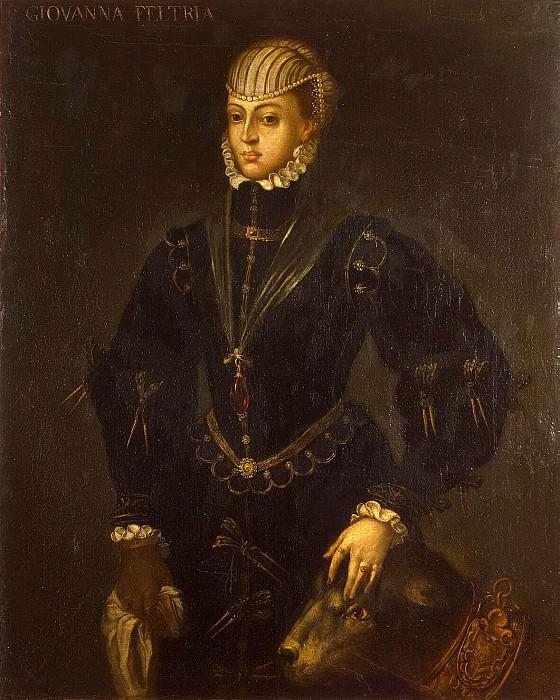 Portrait of Giovanna Feltre. Hermitage ~ Part 05