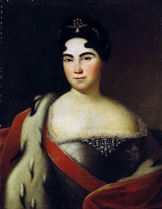 Portrait of Catherine I. Hermitage ~ Part 05