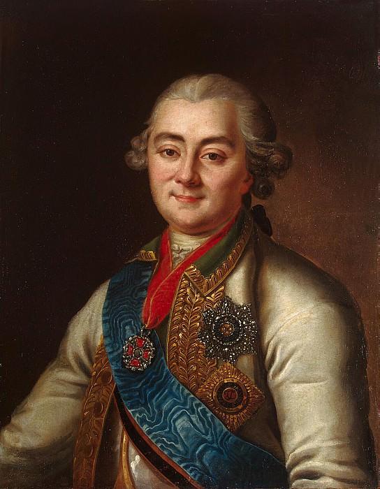 Portrait of Count Alexei Grigorievich Orlov-Chesme. Hermitage ~ Part 05