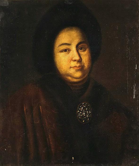 Portrait Evdokiya Lopukhina. Hermitage ~ Part 05