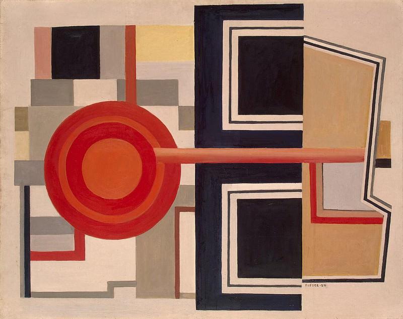 Léger, Fernand - Composition. Hermitage ~ part 07