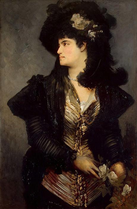 Macarte, Hans - Portrait of a Woman. Hermitage ~ part 07
