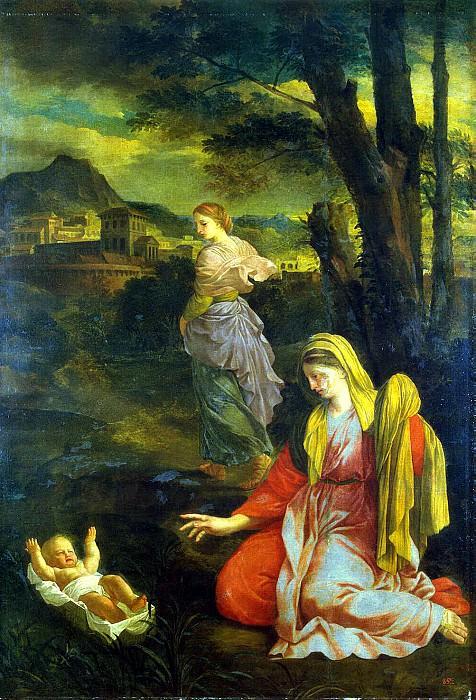 Lesyuer, Eustache - Baby Moses on the Nile. Hermitage ~ part 07