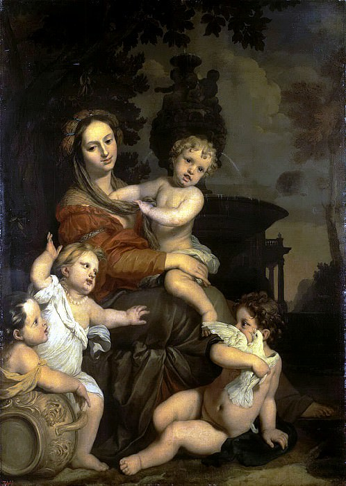 Lairesse, Gerard de - Mothers Love. Hermitage ~ part 07