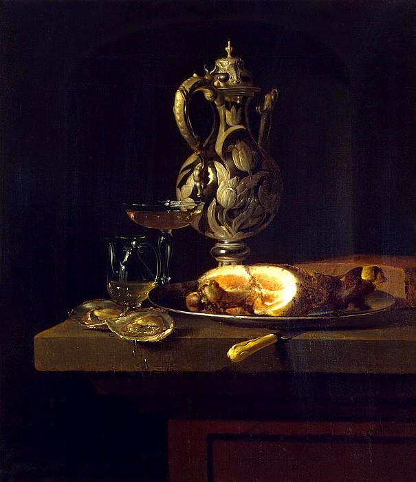 Луттихейс, Симон - Завтрак с окороком. Эрмитаж ~ часть 7