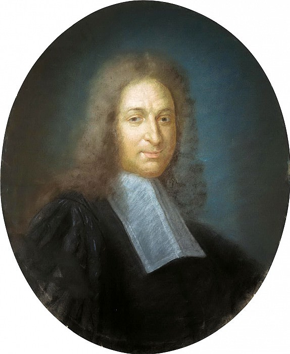 Latour, Maurice Quentin de - Portrait of Jacques-Charles Aubry. Hermitage ~ part 07