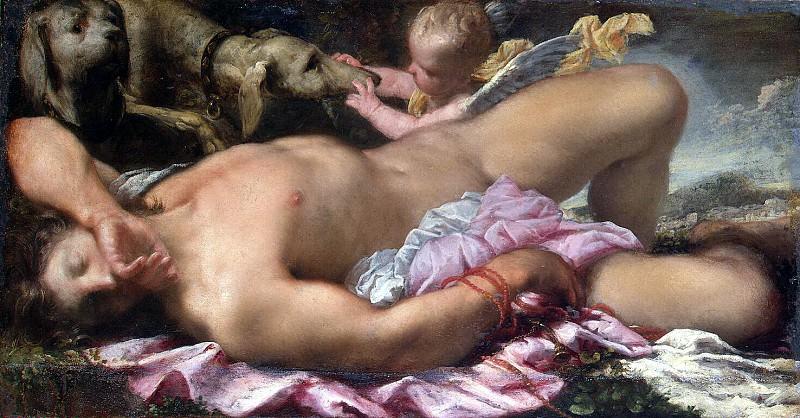 Liberi Pietro - Sleeping Endymion. Hermitage ~ part 07