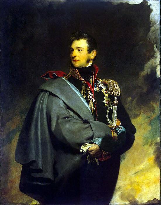 Lawrence Thomas - Portrait of Mikhail S. Vorontsov. Hermitage ~ part 07
