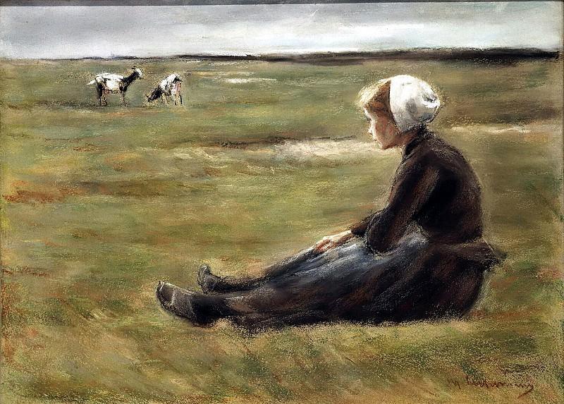 Liebermann, Max - In the field. Hermitage ~ part 07