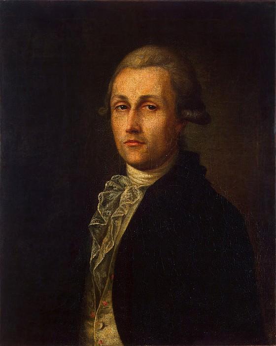 Andreyev Ivan - Portrait of Ivan Lukic Lukin. Hermitage ~ Part 01