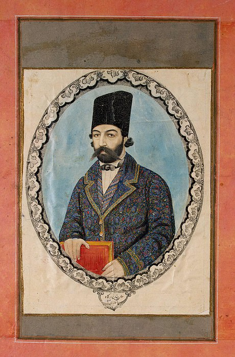 Aka Bala - Portrait of a man with a book. Hermitage ~ Part 01