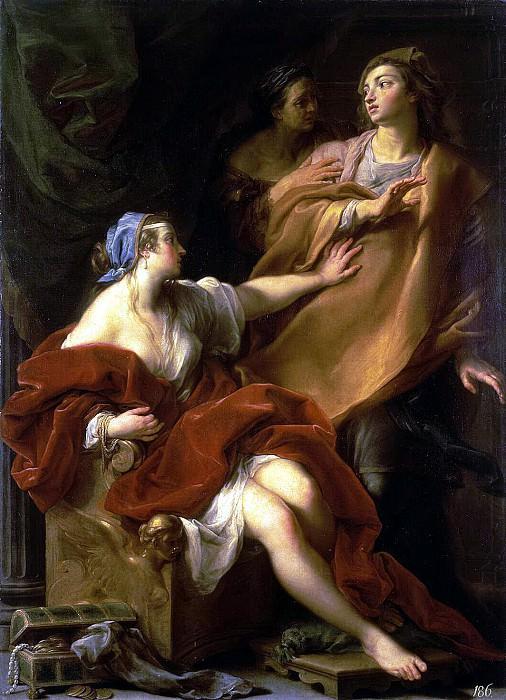 Batoni, Pompeo - sensuality. Hermitage ~ Part 01