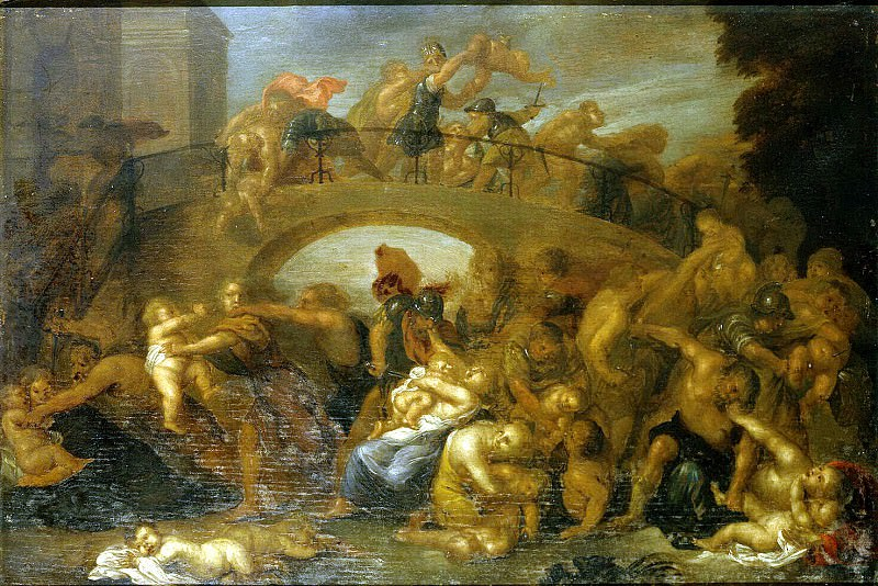 Adriaenssens, Vincent - Massacre of the Innocents. Hermitage ~ Part 01