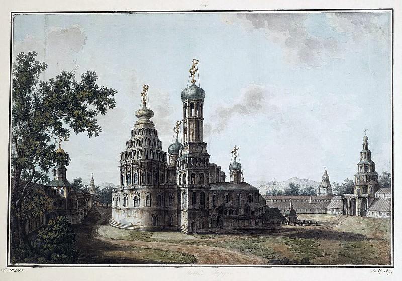 Alekseev, Fedor - New Jerusalem. Cathedral of the Resurrection. Hermitage ~ Part 01