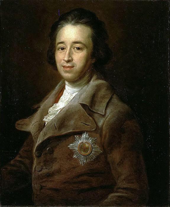 Batoni, Pompeo - Portrait of Prince B. Kurakina. Hermitage ~ Part 01