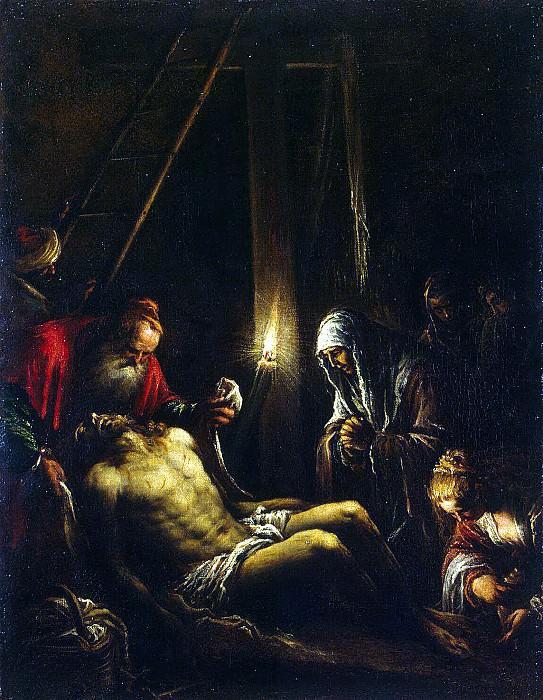 Бассано, Якопо - Снятие с креста. Эрмитаж ~ часть 1