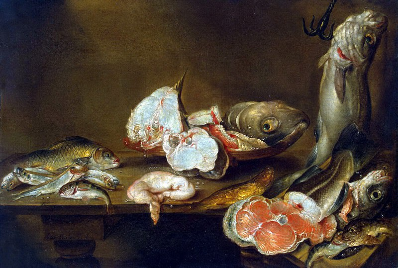 Adriaenssens, Alexander - Fish. Hermitage ~ Part 01
