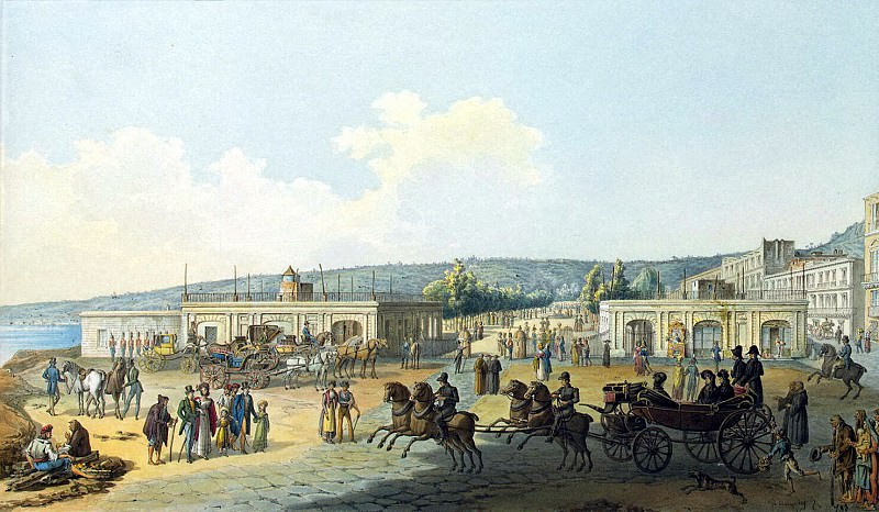 C. De Angelis - Villa Reale in Naples. Hermitage ~ Part 01