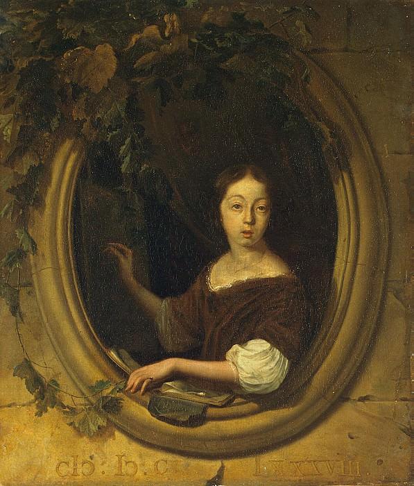 Backhuysen, Lyudolf - Portrait of the artist. Hermitage ~ Part 01