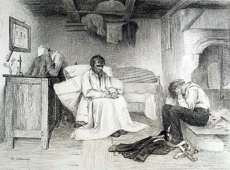 Bettany, Albert - Despair. Hermitage ~ Part 01
