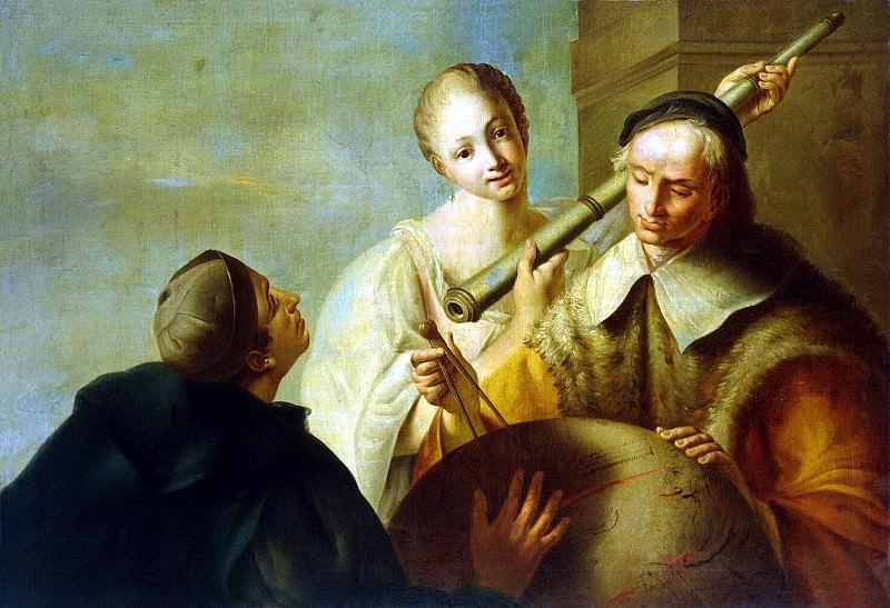 Angeli Giuseppe - Lesson of astronomy. Hermitage ~ Part 01