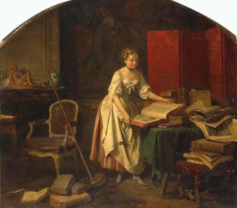 Beranger Emile - Curious. Hermitage ~ Part 01