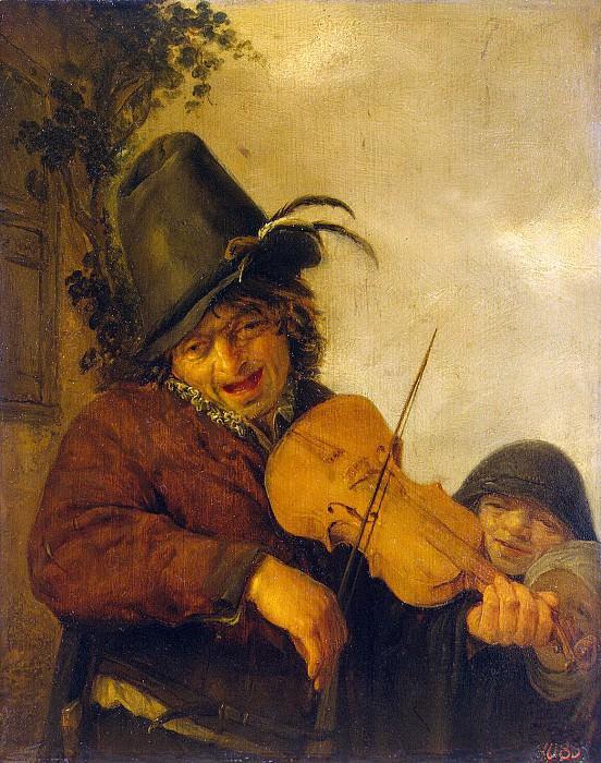 Ostade, Adrian van - Wandering Musician. Hermitage ~ part 09