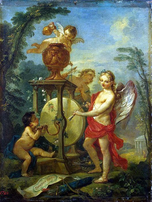 Natuar, Charles-Joseph - Amur, Tochal boom. Hermitage ~ part 09