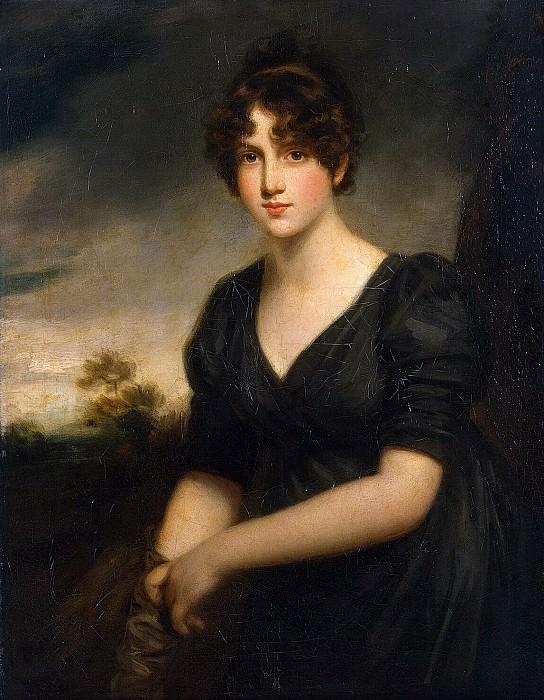 Opie John - Portrait of Miss Frances Vinicombe. Hermitage ~ part 09