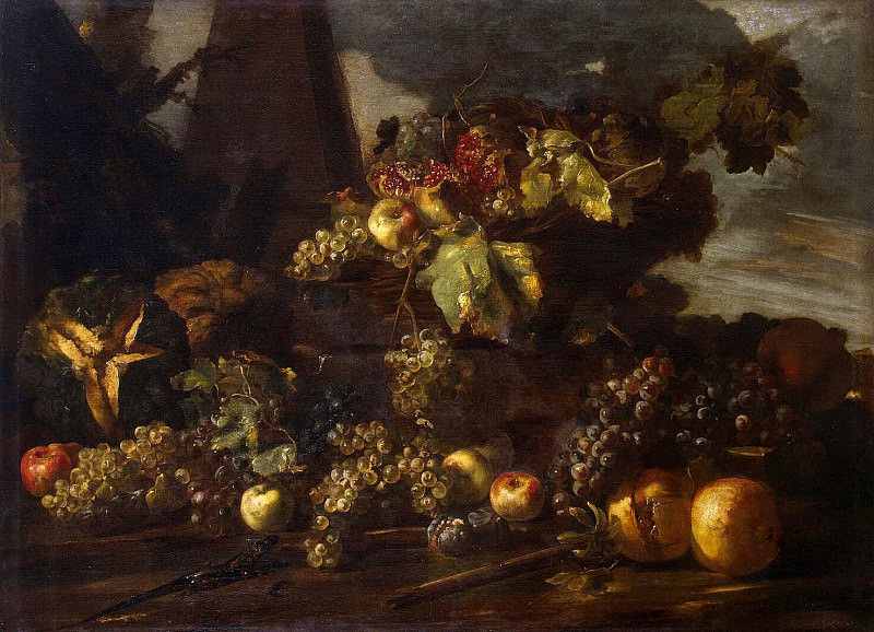 Pace, Michele - Still Life with Grapes. Hermitage ~ part 09