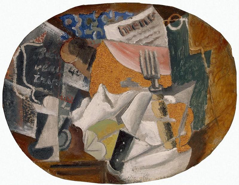 Picasso, Pablo - Tavern. Hermitage ~ part 09