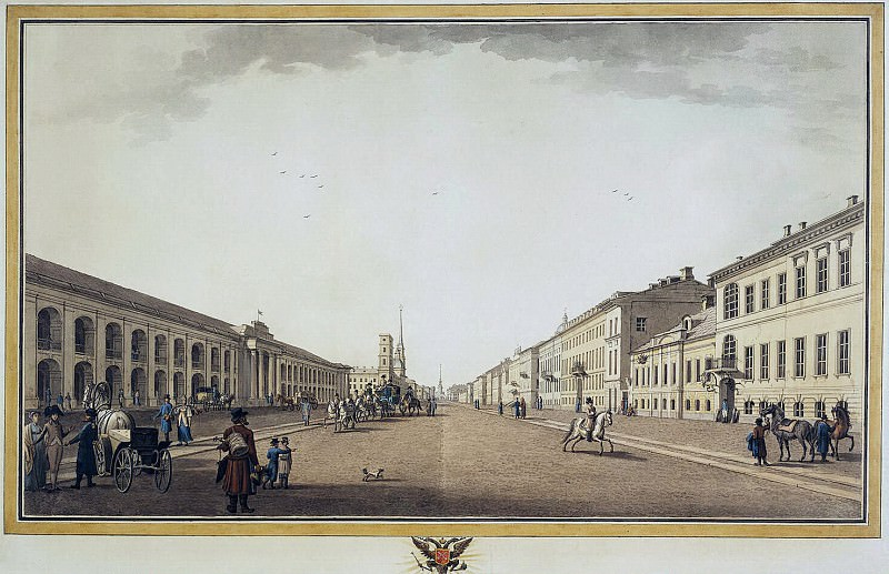 Paterssen, Benjamin - Nevsky Prospekt. Hermitage ~ part 09